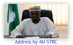 Address By AU-STRC
